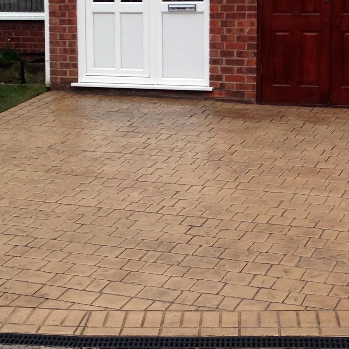 concrete driveways creteprint